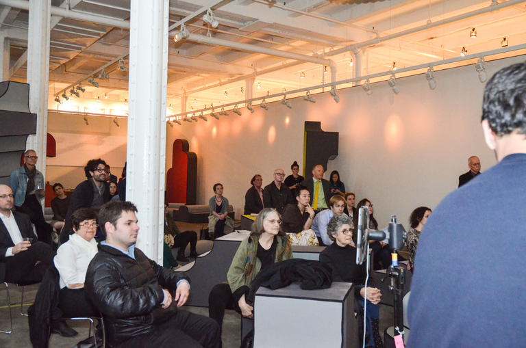 Storefront For Art And Architecture Programming Events Launching