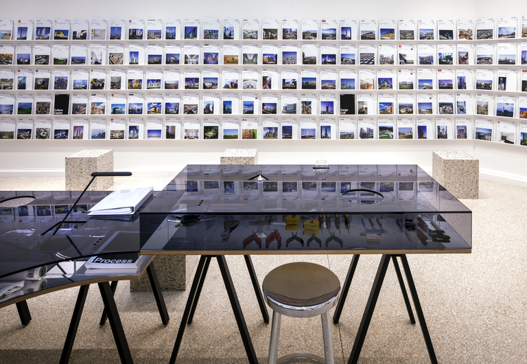 Storefront for art and architecture programming projects officeus