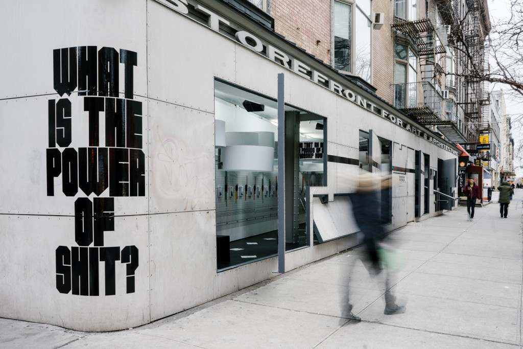 Storefront For Art And Architecture Programming